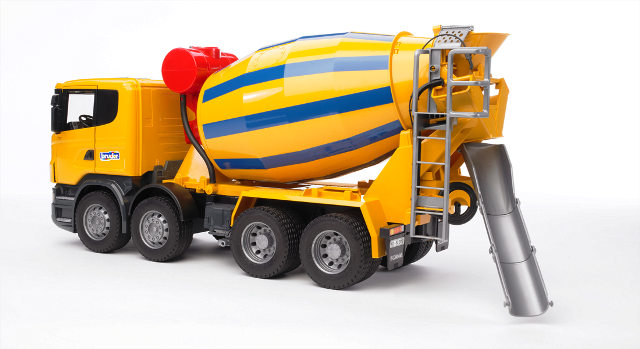Truck Mixer - NZ Trucking