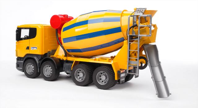 Truck Mixer - NZ Trucking