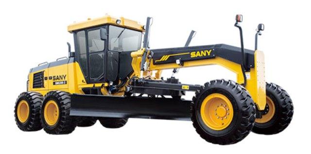 Motor Grader - Sany