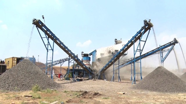 Stone Crusher Plant - youtube