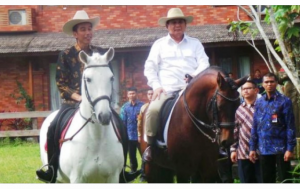 Pertemuan Jokowi dan Prabowo - topikterkini.com