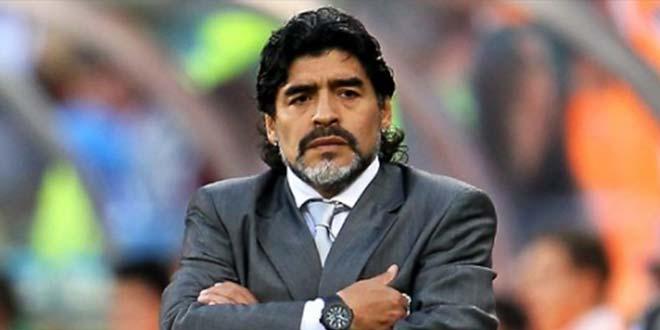 Diego Maradona - beritaroma.com