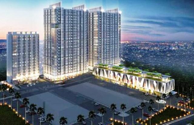 Wika Gedung Project - Apartemen Tamansari Mahogany Karawang Barat