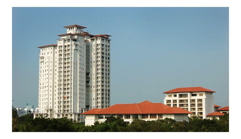 NKE Nusa Konstruksi Enjiniring -Dhamawangsa Complex - Jakarta