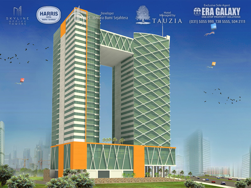 Skyline Office - Surabaya