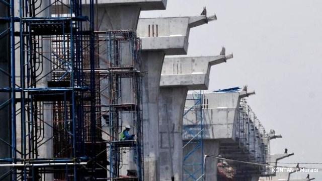 Pembangunan Jembatan Layang/Flyover