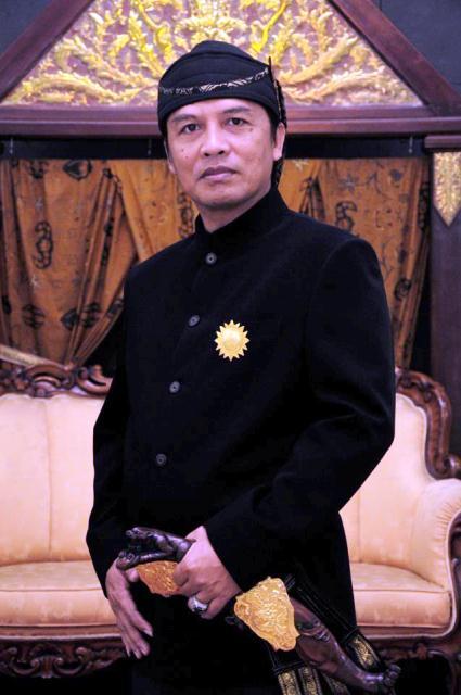Bupati Bandung Dadang M. Naser