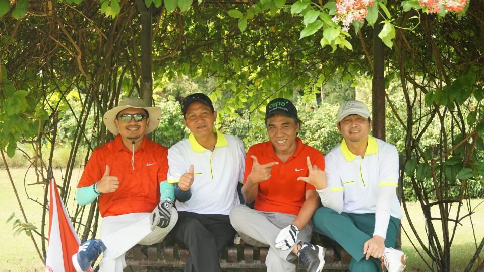 Kika: Rudi hartono (Semen Indonesia), Hasnanto Wahyudi (ACSET), Eqbal (NKE) dan Imam Sudiyono (Wika Realty)