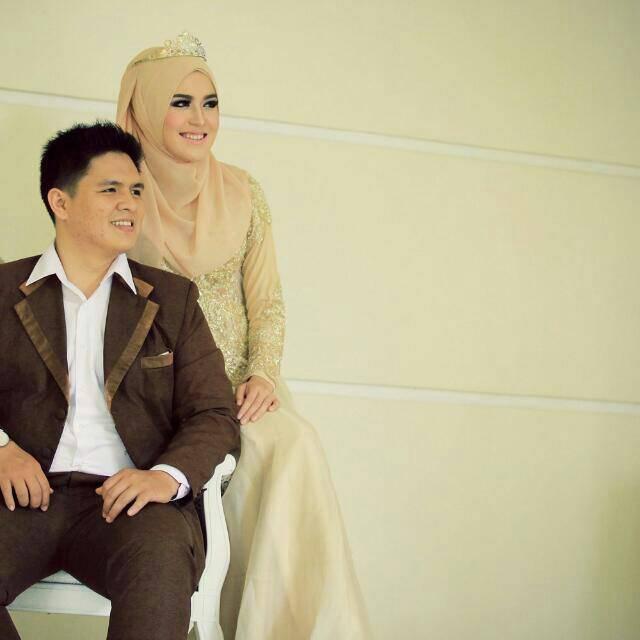 Yang sedang mempersiapkan pernikahan di tahun ini ... Ardy bersama calon permaisuri nya