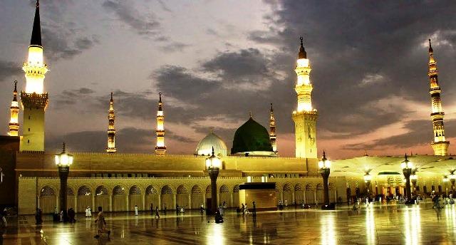 Masjid Nabawi - wallpapersafari.com