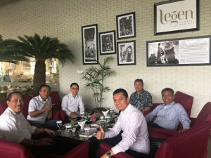 Kunjungan CEPA Konstruksi ke Atria Hotel Gading Serpong