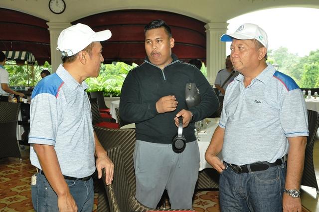 Eqbal CEPA, Ajudan Pribadi & Bambang Rahmadi