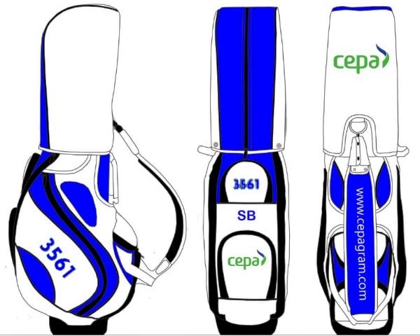 Golf Bag CEPA