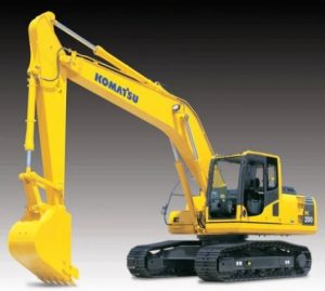 Komatsu ~ Excavator PC 195