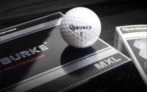 Burke Golf Ball