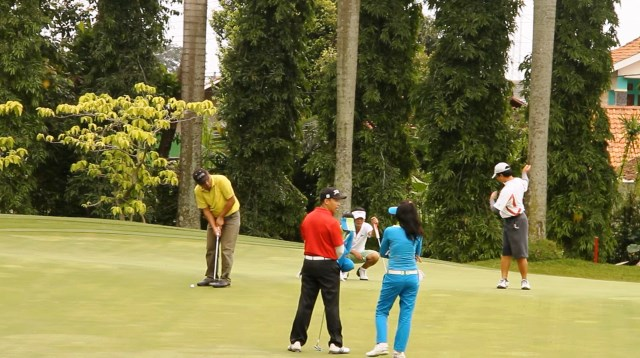 Karmanto - Sekjen I CEPA Golf