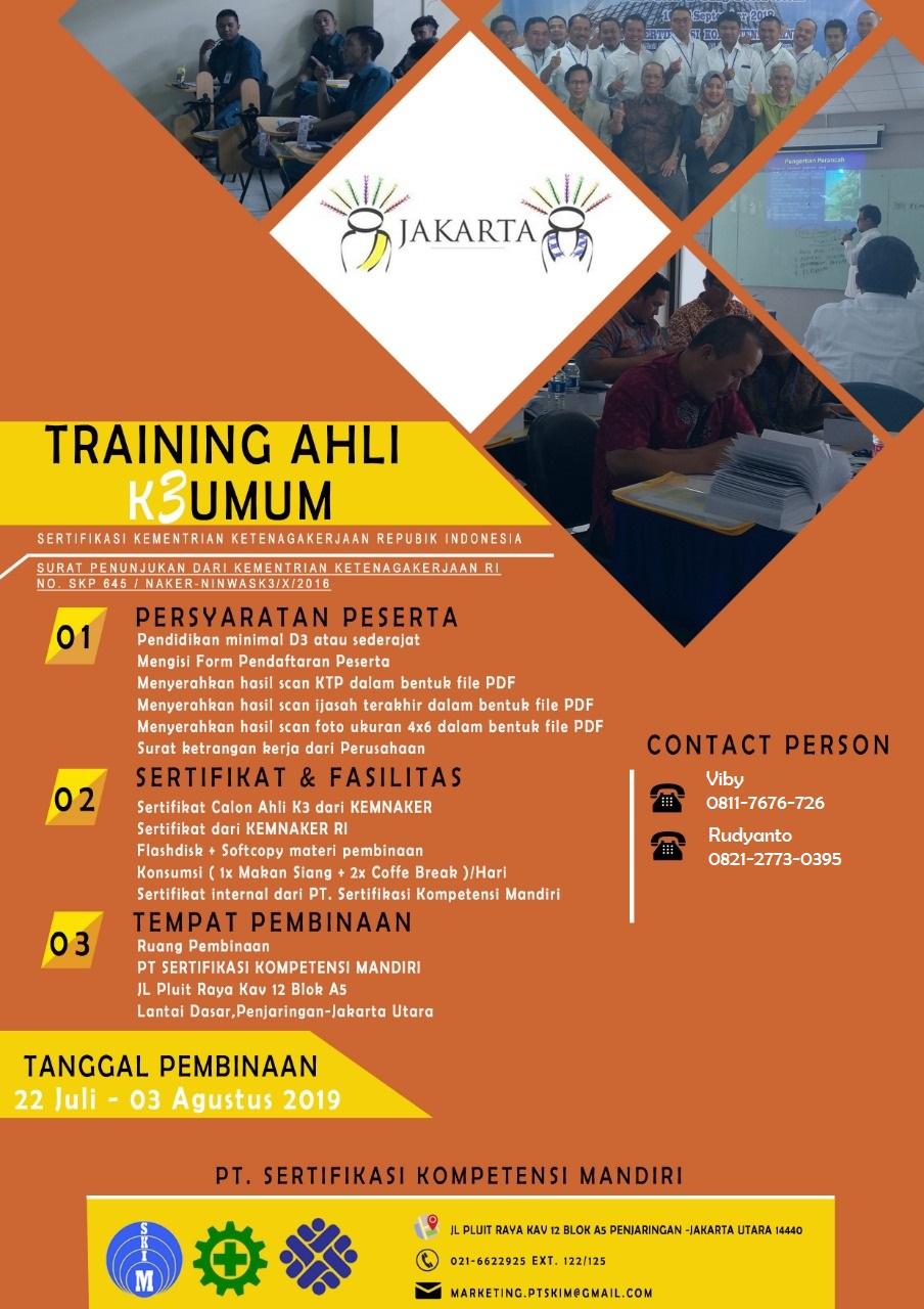 Pelatihan K3 Umum