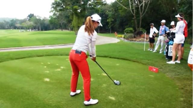 Jenny Shin - Bukan si Naila golfer Cantik itu