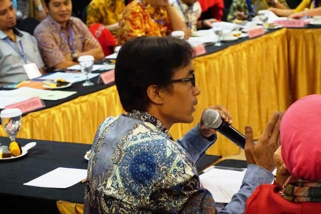 Aman Sukamto - Ketua IKA Batam
