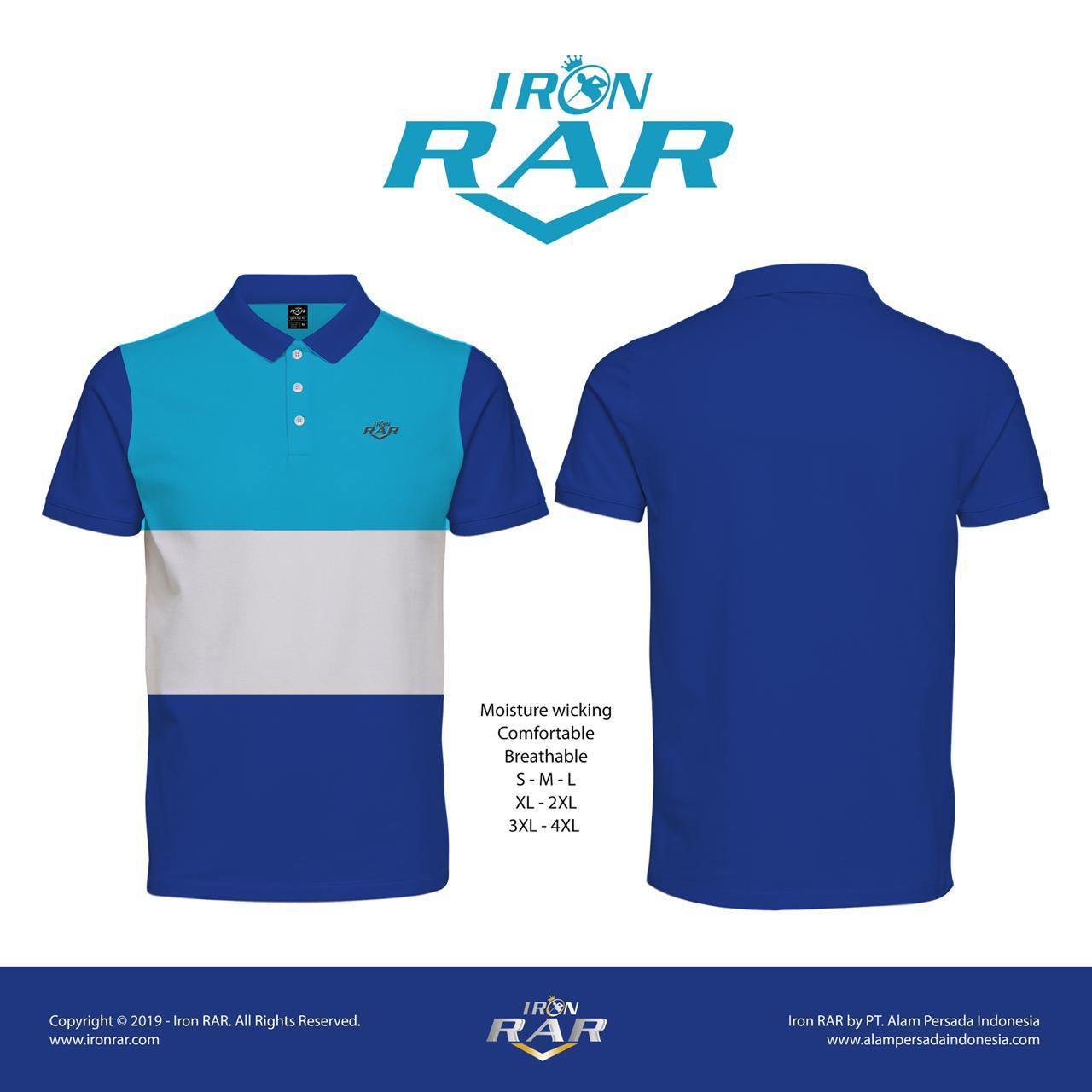Iron RAR