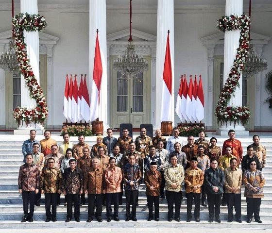 foto-jajaran-kabinet-indonesia-maju