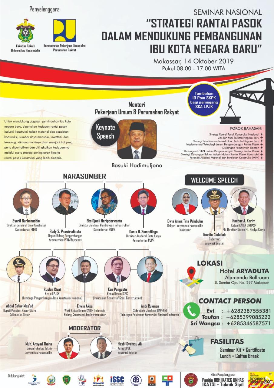 Seminar Pindah Ibukota
