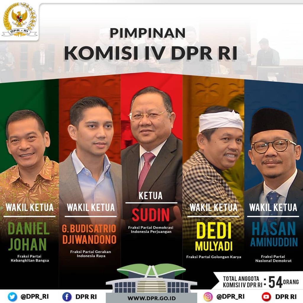 Komisi IV DPR RI