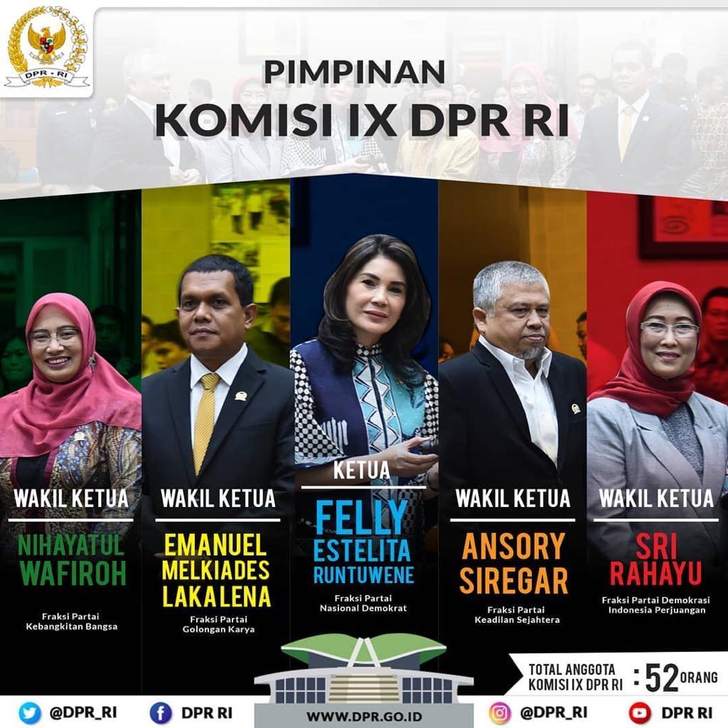 DPR RI Komisi IX