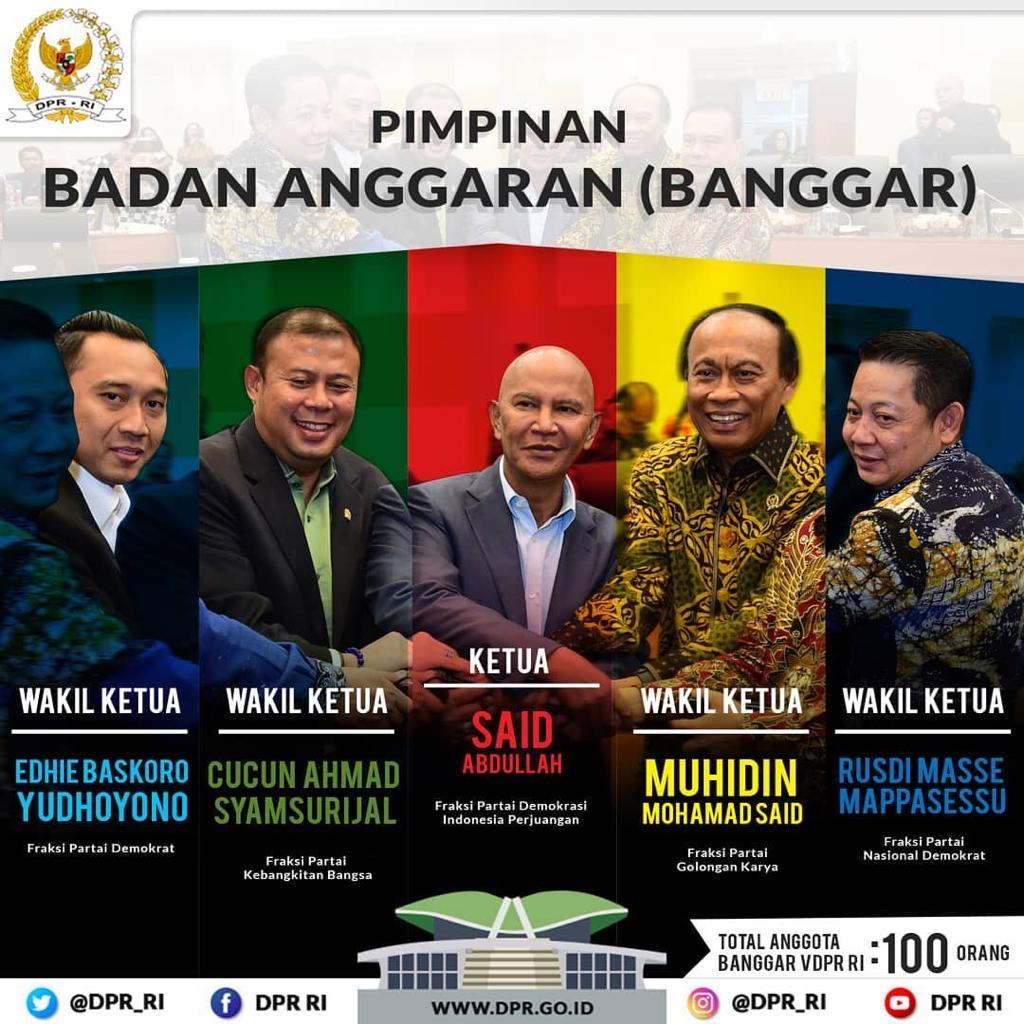 DPR RI BANGGAR