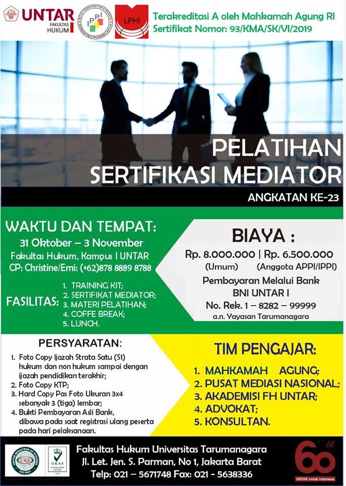 pelatihan-sertifikasi-mediator-angkatan-23