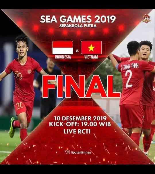 PSSI Sea Game 2019