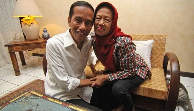 Innalillahi Wainna Ilaihirojiun.. Ibunda Jokowi Tutup Usia