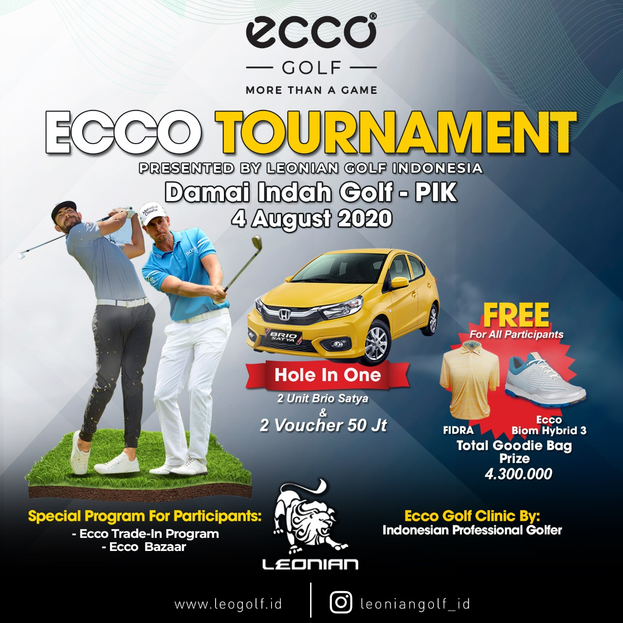 ecco-tournament