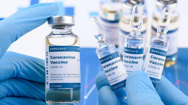 Vaksin Covid-19 - cnbcindonesia