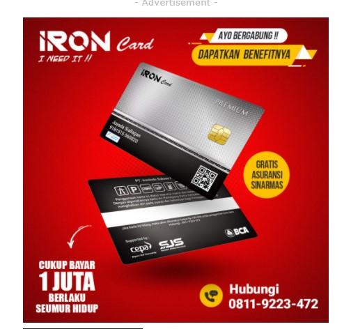 iron-card-1-juta-seumur-hidup